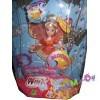 Кукла Winx фея-дюймовочка с крылышками и волшебной палочкой (в компл. батарейки)