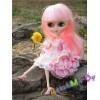 Кукла Tangkou (ТанКоу) Англичанка,  с паспортом личности, меняет цвет глаз, шарнирная