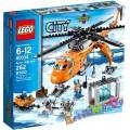 Арктический вертолет, 60034 LEGO City