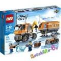 Передвижная арктическая станция, 60035 LEGO City