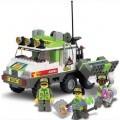 Конструктор SLUBAN Внедорожник M38-B0136, (аналог BRICK и LEGO)