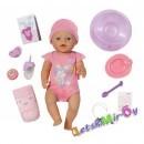 Пупс-кукла Беби борн девочка, Zapf Creation, Германия
