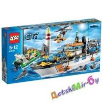 LEGOCity 60014 Патруль береговой охраны