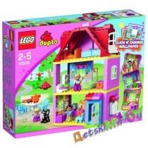 LEGODuplo 10505 Кукольный домик