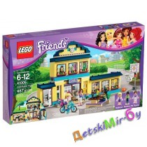LEGO Friends 41005 Школа Хартлейк Сити