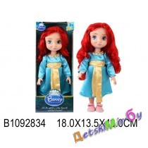"""Кукла принцеса с рыжими волосами из мультфильма """"Храбрая сердцем"""", Адель"""