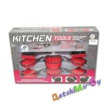 """Кухонный набор детской посудки """"Посуда для повара"""""""