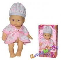 """Игрушка пластмассовая: Кукла """"Крошка"""""""