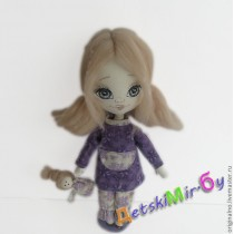 "Кукла ""Виолетта"""