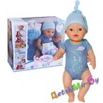 Пупс-кукла Baby Born, Мальчик (818343) zapf, Германия.
