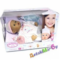 Кукла с мимикой Baby Annabell