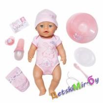 Кукла пупс интерактивная Baby born, 818695 Zapf, Германия