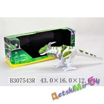 """Робозавр, интерактивная игрушка """"Динозавр"""" свет, звук"""