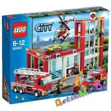 LEGOCity 60004 Пожарная часть
