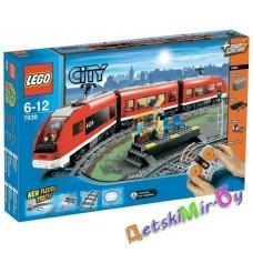 LEGOCity 7938 Пассажирский поезд