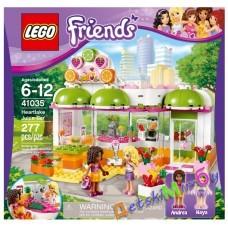 LEGOFriends 41035 Хартлейк Сок-Бар