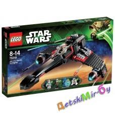 LEGOStar Wars 75018 Секретный корабль воина Jek-14