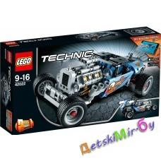 Гоночный автомобиль, 42022 lego technic