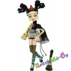 Кукла шарнирная Bratzillaz Возвращение к магии - Виктория (при одновременной покупке куклы и набора одежды стоимость всего 499900 руб.)