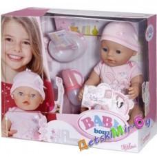 Кукла Baby Born, 815793 zapf