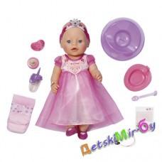 "Кукла ""Принцесса"" BABY Born 43 см, Zapf, Германия"