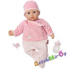 "Кукла BABY ANNABELL, Zapf, Германия, ""Давай играть"", 36см"
