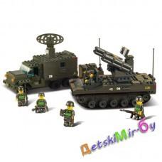 Конструктор SLUBAN Сухопутные войска арт. M38-B6700