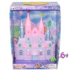 """Замок """"Мечта маленькой принцессы""""/ (озвуч.+свет)"""