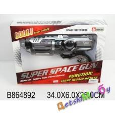 """Пистолет """"Космос"""" с звуковыми и световыми эффектоми"""