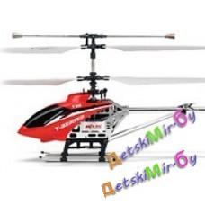 Вертолёт на радиоуправлении (желтый)