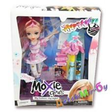 """Кукла MOXI Girls """"Алина"""" ( 5 предметов)"""