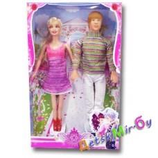 """Набор кукол """"Роза и Эдвард"""""""