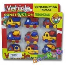 """Набор машинок """"Мини грузовички"""""""